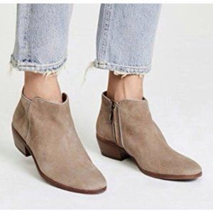 Sam Edelman Petty Suede Ankle Boots Booties 6.5M